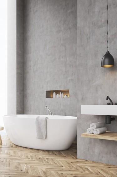 Bad Komplett Badhaus Mobiles Badezimmer Niessen